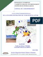 El ATTAR Evaluation Environnementale-RApport 0506