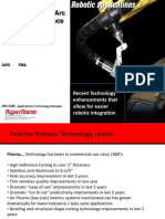 3 Tues Robotic Plasma Cutting