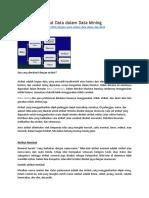 Atribut Data Mining