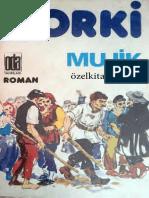 Maksim Gorki - Mujik