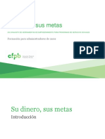 201407 Cfpb Your Money Your Goals Training for Case Managers Spanish