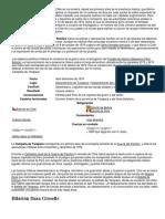 El Impuesto de Los 10 CentavosEn Chile Se Nos Enseña