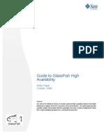 Glassfish Ha Config
