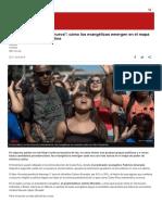 [BBC] La Fuerza Política Más Nueva__ Cómo Los Evangélicos Emergen en El Mapa de Poder en América Latina
