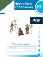 décimaux fractions manuel_chapitre_6N1