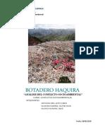 BOTADERO HAQUIRA
