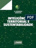 Livro Seminário Ambiental - Inteligência Territorial - Web