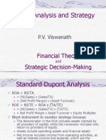 Dupont Analysis Application