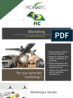 FIC - Ass. Adm. - Marketing 16h