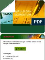 A_impul Dan Momentum Eksperimen Fisika