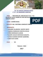 Resumen Del Informe de Diseño Rural Tema Análisis Del Rne