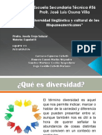 Español Diversidad y Cultura