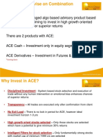 Ace Product Note