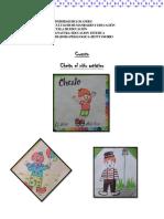 Cuento Ilustrado Individual (Cheito El Niño Artístico)