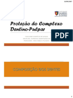 Prote o Do Complexo Dentino Pulpar