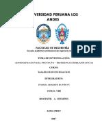 Administracion Del Proyecto - Referencias Bibliograficas(1)