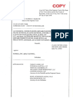 2018-07-03 Order Granting Class Certification