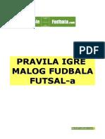 Pravila malog fudbala Futsal-a.pdf