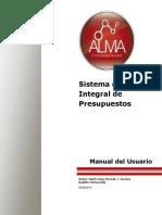 Manual GestionDePresupuestos CONTADORES
