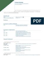 Currículo Do Sistema de Currículos Lattes (William de Souza Ferreira)