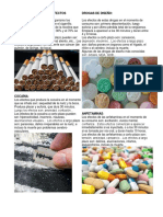 Drogas y Efectos
