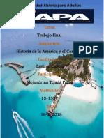 Trabajo Final de Historia de America y El Caribe II