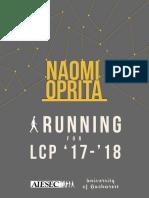 AF Oprita Naomi Leah LCP 2018