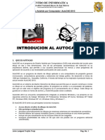 AutoCAD 2013 Capitulo 1