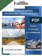 Analisis y Diseño de Puentes del Ing Luis Ita Robles