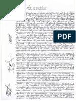 Alberto Estrada - Constatación determina que se talaron 7 árboles dentro de la concesión forestal