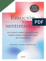 Emocion_y_sentimientos - Capítulo 1 - Dr. López Rosseti - Cardiólog Especializado en Estrés