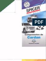 Spicer Juntas Cardan