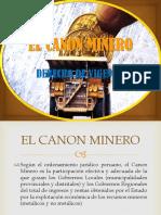 El Canon Minero