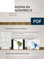 Economía en Latinoamérica