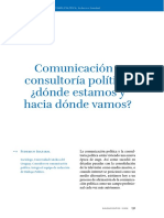 Comunicación y consultoría política - dónde estamos y hacia dónde vamos.pdf