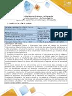 Syllabus del curso Pensamiento Lógico Divergente. (4)-8 (3)
