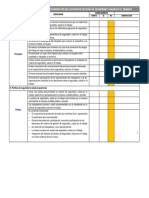 Lista de Cumplimiento de SST-Contratista Taurus.