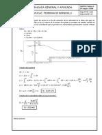 TP N° 02 - Aplicacion del Teorema de Bernoulli