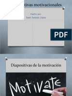 Diapositivas Motivacionales