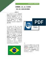 Cumbre Rio de Janeiro