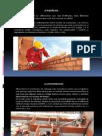 PPT. calidad en la construcción, autoconstrucción, etc.
