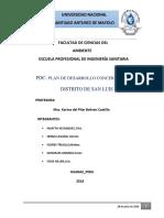 PDC-DISTRITO DE  SAN LUIS.docx