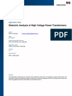 Dielectric Analysis of Power Transformers ENU (1)
