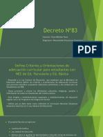 Presentación Mayo Decreto 83.pptx