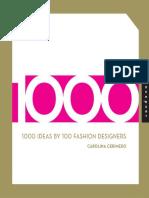 1000 Ideas by 100 Fashion Designers.pdf