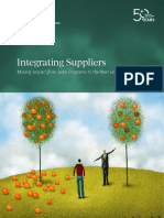 BCG Integrating Suppliers May 2013