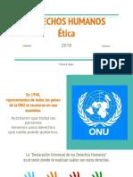 ÉTICA - Derechos Humanos
