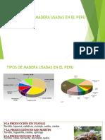 Tipos de Madera en El Peru