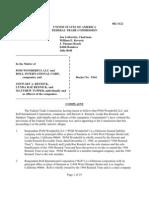 POM FTC Complaint