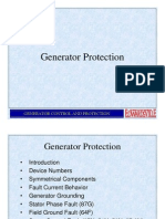 Ch 11 - Generator Protection